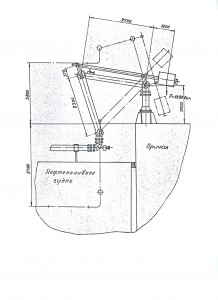 Шарнирный трубопровод Ду 250