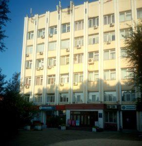 Фасад АЦКБ