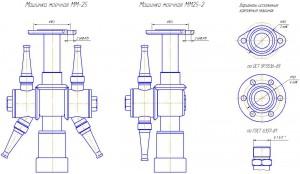 Моечные машинки ММ-25 и ММ 25-2